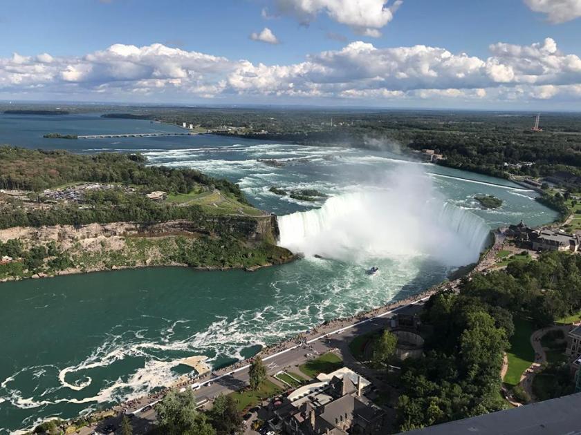 Nigera falls 3